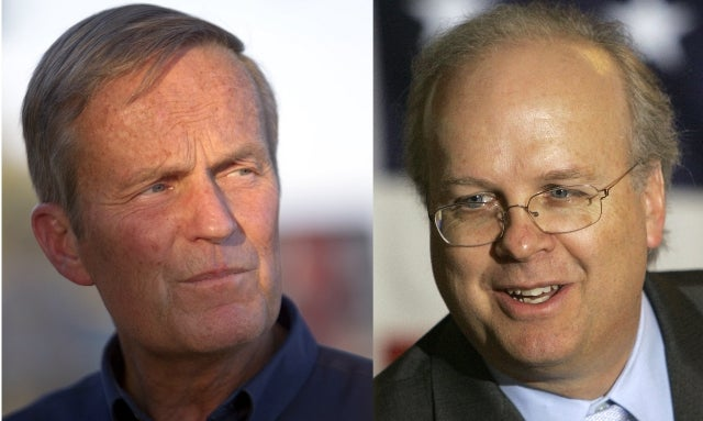 Karl Rove Jokes About Murdering 'Legitimate Rape' Lawmaker Todd Akin
