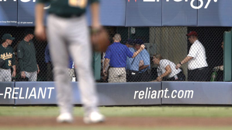 Fan Falls to His Death at Texas Rangers Game