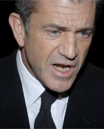 Mel Gibson 'Mistress' Silenced