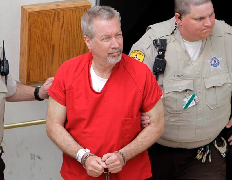 Jury Finds Drew Peterson Guilty of Murdering His Third Wife
