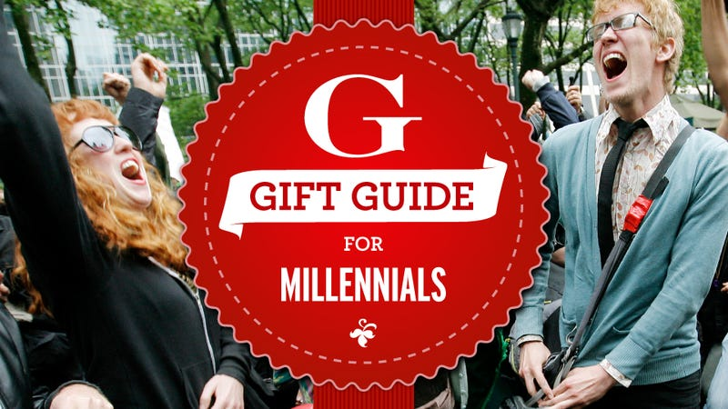 Gift Guide Roundup: The Best Gifts for Millennials Who Ironically Hate Everything