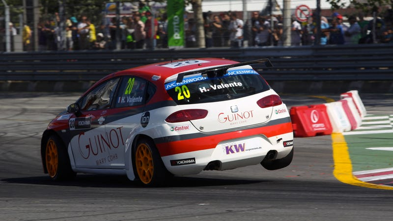 World Touring Car Racing Is Coming To Sonoma Again. Go Watch It