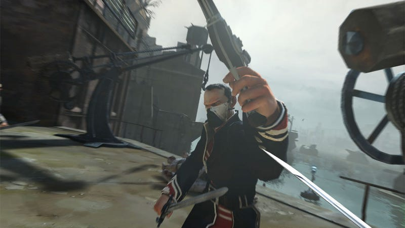 First Look at Dishonored, the New Game from Arkane and Deus Ex Designer Harvey Smith