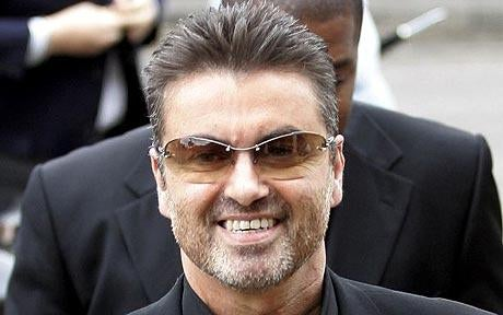 George Michael Arrested in Yet Another Public Toilet