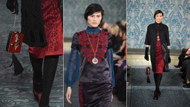 Tory Burch, for the Demure Pessimist in You