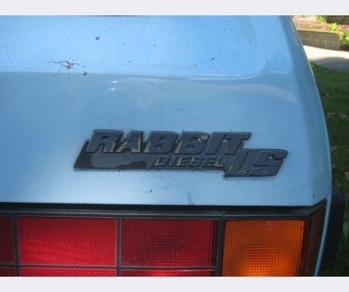 1981 Volkswagen Rabbit LS Diesel