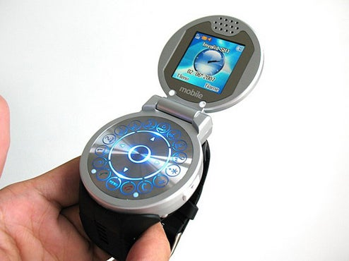 Cool G108 Watch Phone Won't Make You Cool