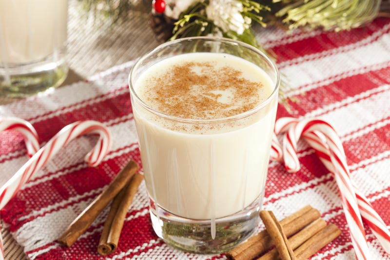 Eggnog Flavoring Goes Critical, Demolishes New Jersey Food Lab