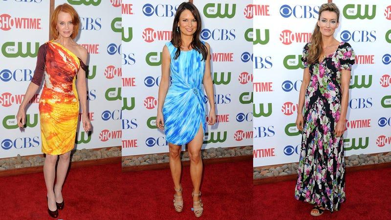 Small-Screen Stars Make Big Fashion Mistakes