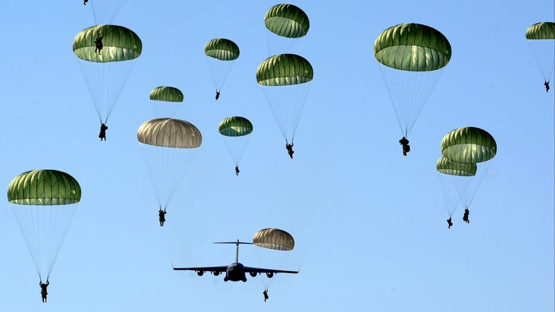 How to Jump Out of a Plane and Live to Tell About It