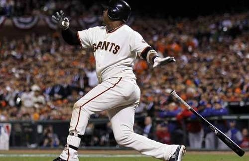 Uribe's Homer Helps Lead Giants To Game One Victory, California Smokers To Free Doobies