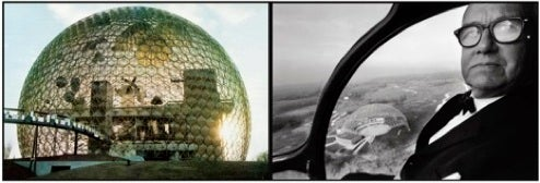 Flying Cars, Cloud Cities and Other Forgotten Inventions of Buckminster Fuller