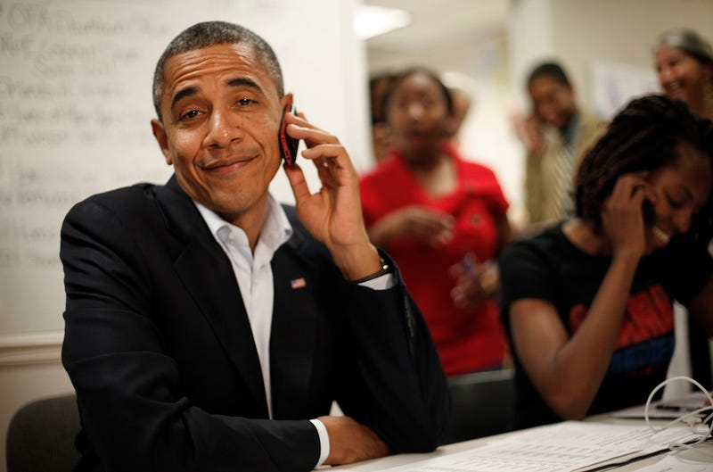 President Obama, You Have the Wrong Number