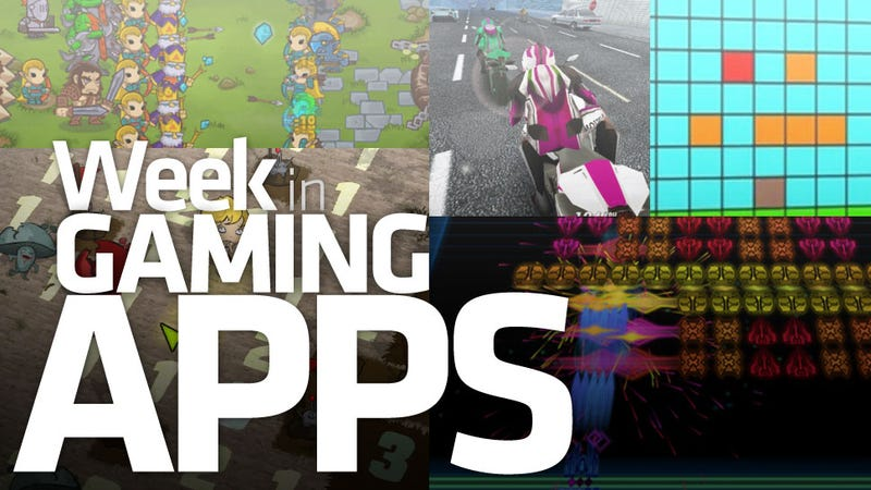 It's a Pixel Zombie Motorcycle Empire Invasion This Week in Gaming Apps
