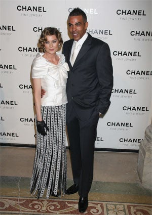 "Chanel's ""Night Of Diamonds"": Pretty Lovely, Despite Ellen Pompeo"