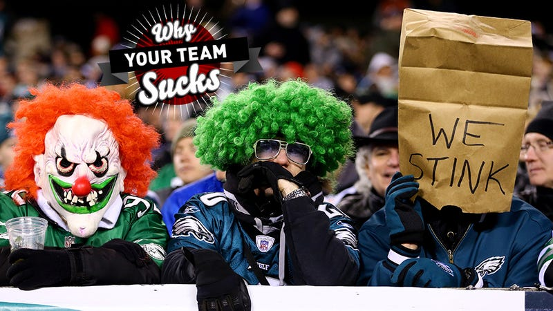 Why Your Team Sucks 2013: Philadelphia Eagles