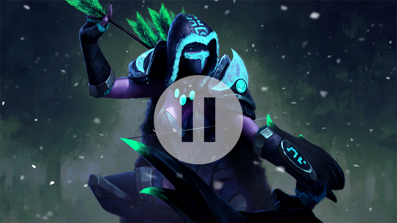 I Love That I Can Pause Dota 2