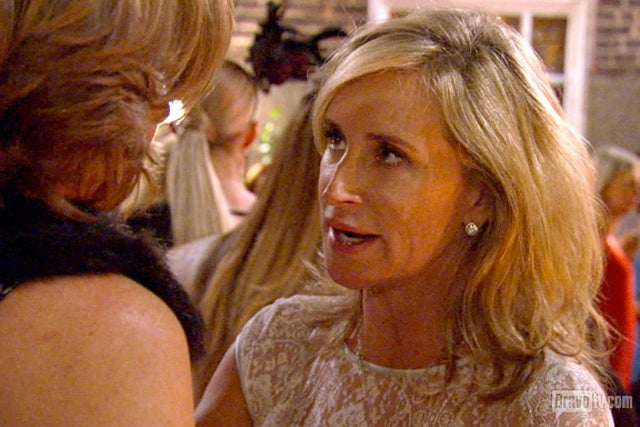 The Countess Maybe Steals Sonja's Man on Real Housewives of NY