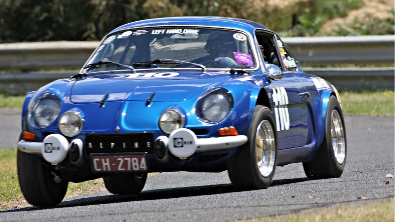 Your Ridiculously Awesome Alpine A110 Wallpaper Is Here
