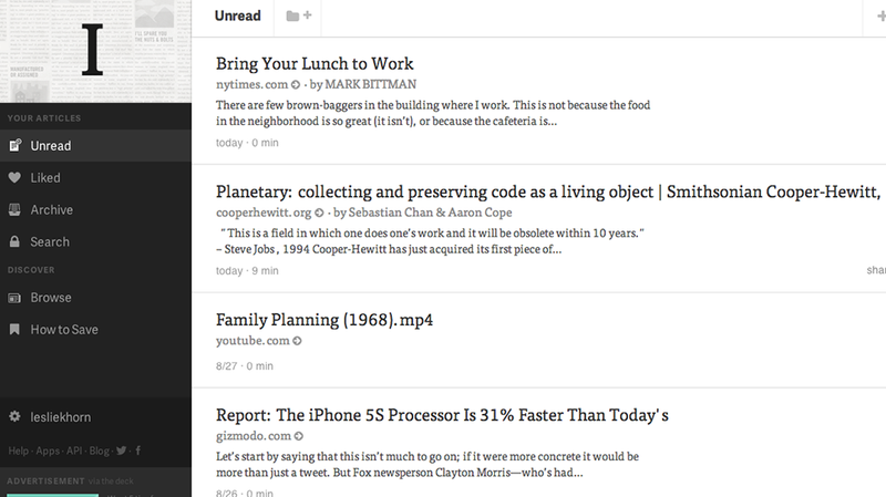 The Company That Bought Digg Just Made Instapaper Beautiful on the Web