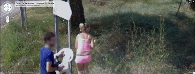 Google Street View Ladies Of Ill Repute