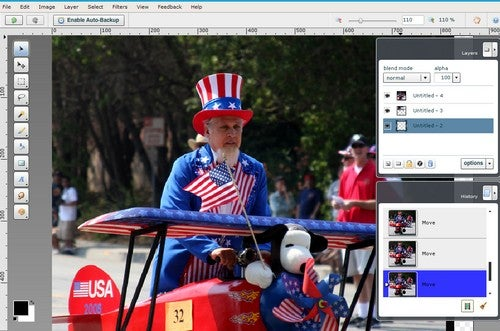 Best Online Image Editor: Aviary Phoenix