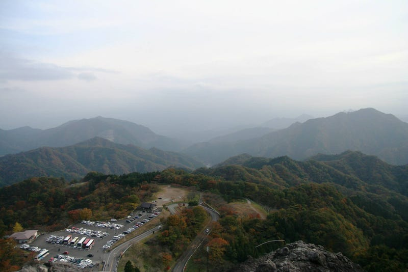 Initial D's Gunma Prefecture Really Is A Driver's Wonderland