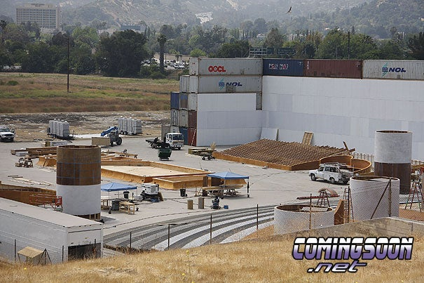 Can You Identify Photos Of Iron Man 2's Mysterious Facility?