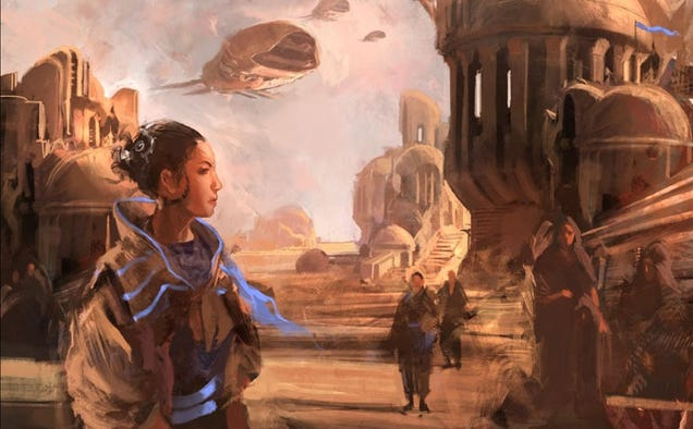 The Top 101 Science Fiction Adventures