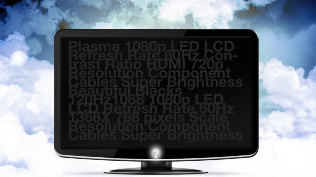 What All of the Specs on HDTV's Mean and How To Know When It Matters