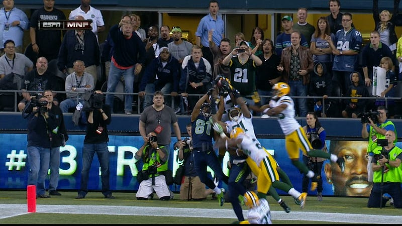 """Fine Me And Use The Money To Pay The Regular Refs"": Your Collection Of Angry Packers Player Tweets [UPDATING]"