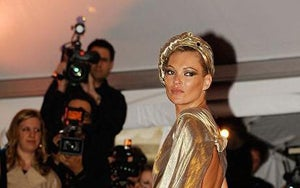 Kate Moss Tells All; Gucci Goes After Guess