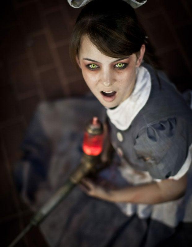 BioShock's Little Sister, In the Flesh