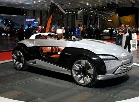 Geneva Showcase: Bertone Barchetta Concept