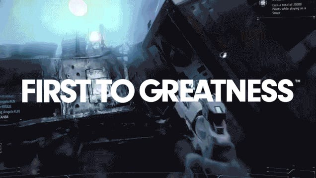 Show Off Your PS4 Gaming Skills With First To Greatness
