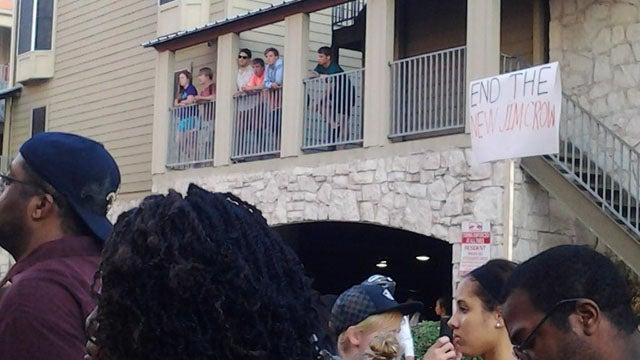 University of Texas Students Are 'Bleach Bombing' Their Black Peers