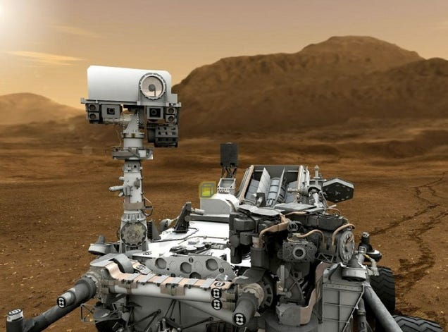NASA Wants to Send Plant Life to Mars in 2020