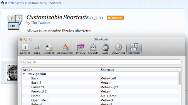 Customizable Shortcuts for Firefox Lets You Create Key Commands for Anything