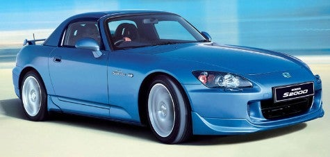 Next S2000 Could Be Badged an Acura