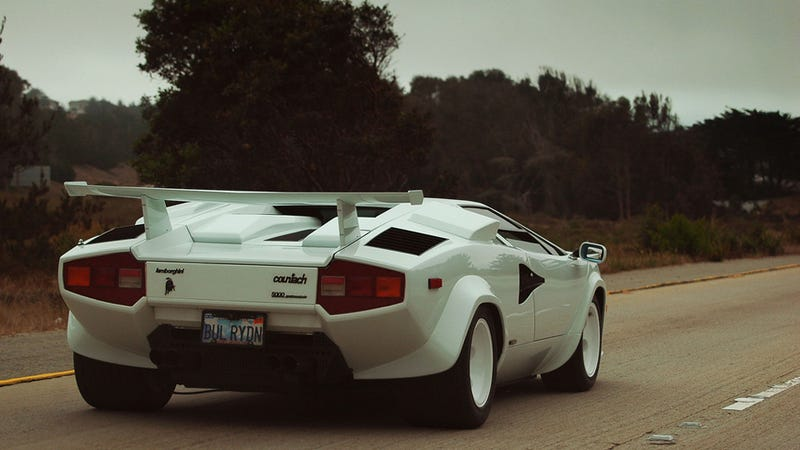 COTD: The Heaviest Burden Of Lamborghini Edition