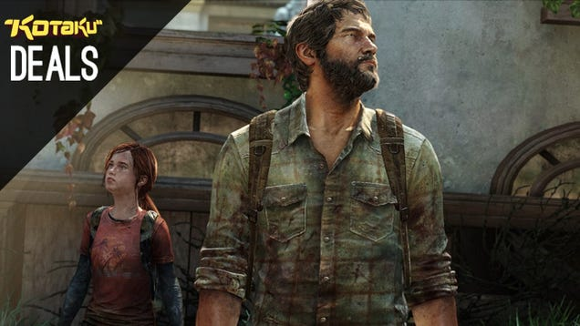 The Last of Us for $30, 2DS Pokémon Bundle, 4K AV Receiver [Deals]