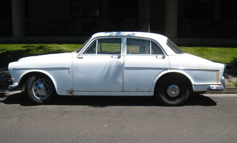 1966 Volvo Amazon Gallery