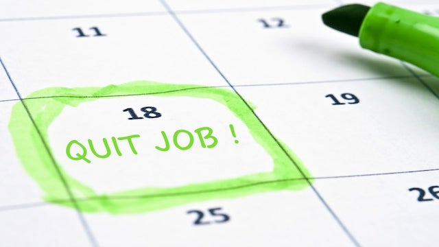 Know When to Quit Your Job by Watching for These Signals