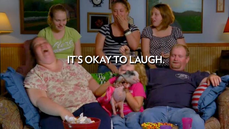 Here Comes the Honey Boo Boo Backlash