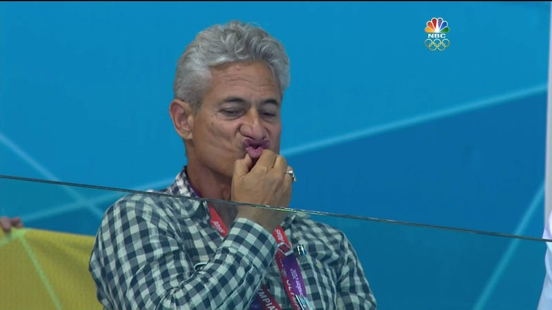 What Is Greg Louganis Doing?