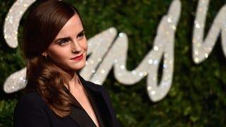 Emma Watson to Date an Animal Live on Screen