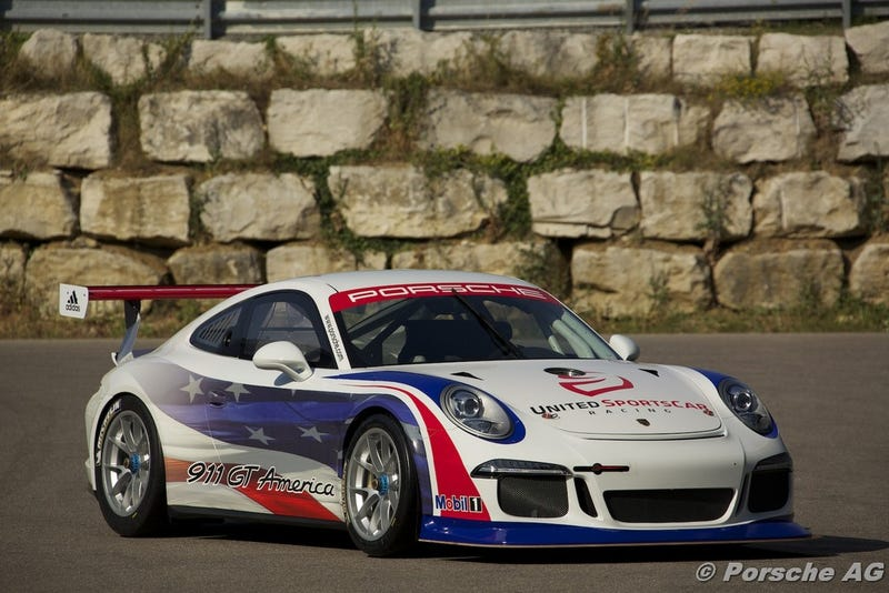 This Is the New US-Only Porsche Racer