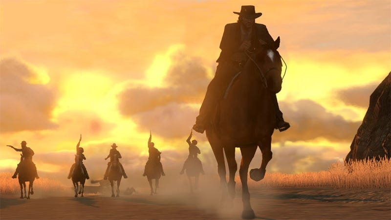 First Red Dead Redemption Trailer Hits Tomorrow... Or Right Now