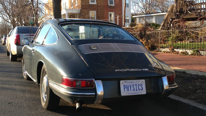 This Porsche 912 Is A Classic AND It Will Baby