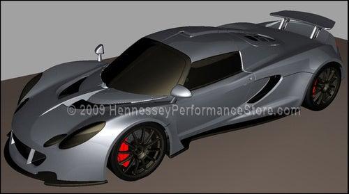 Hennessey Venom GT Concept Gallery